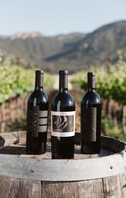 Mizel Wines Trio